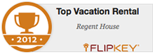 FlipKey Top Vacation Rental Winner 2012